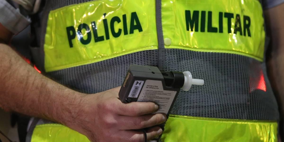 Lei Seca flagra mais de 1 mil motoristas alcoolizados no interior do Rio