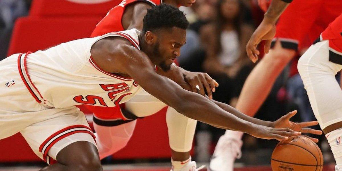 Bulls suspenden ocho partidos a Portis por agredir a Mirotic
