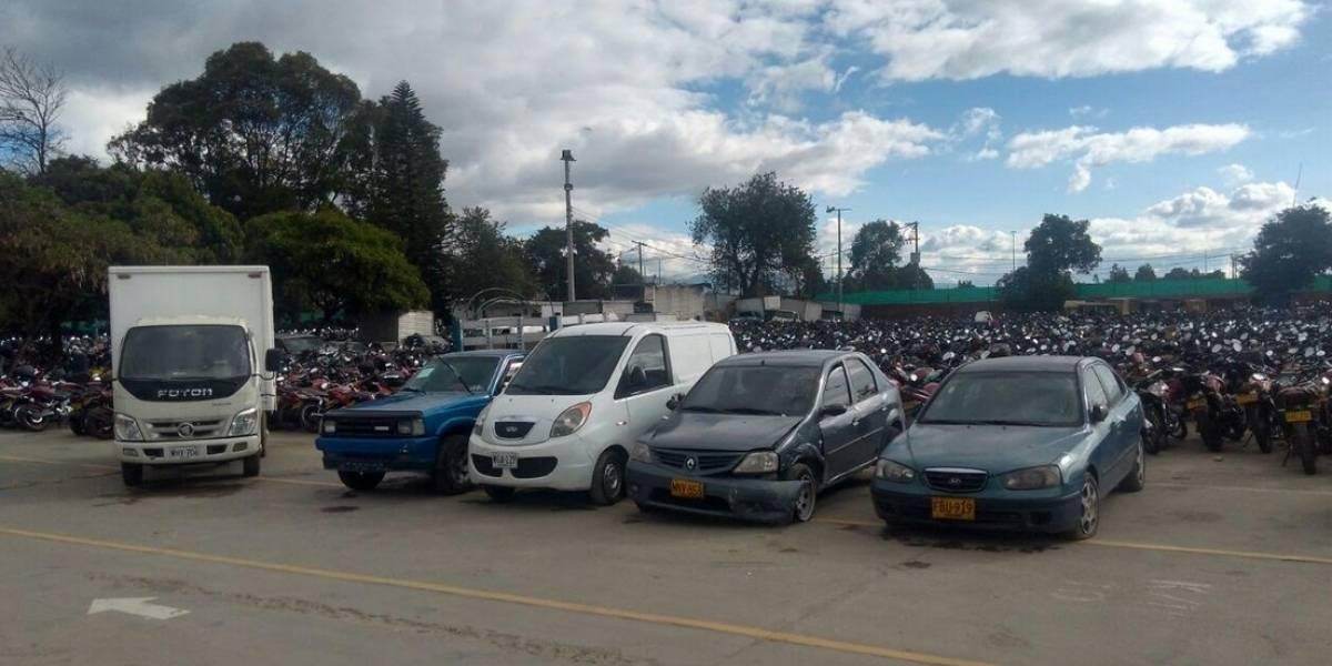 Ladrones de carros hacen su Navidad en el sur de Bogotá
