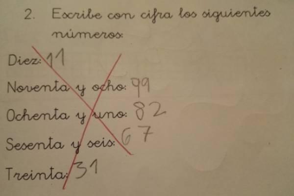 niño matemáticas