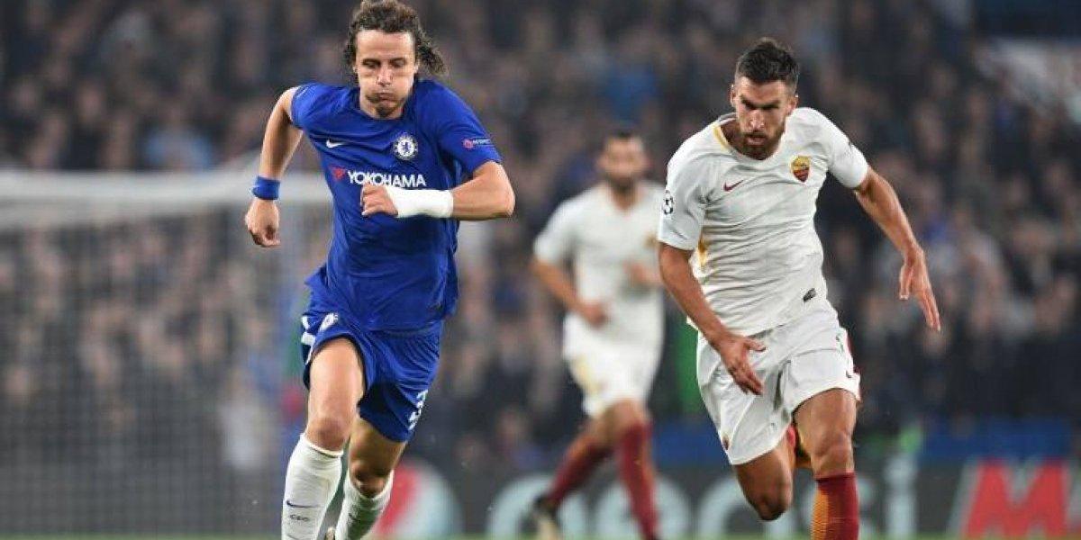 Hazard permite a Chelsea empatar ante Roma y seguir líder de grupo