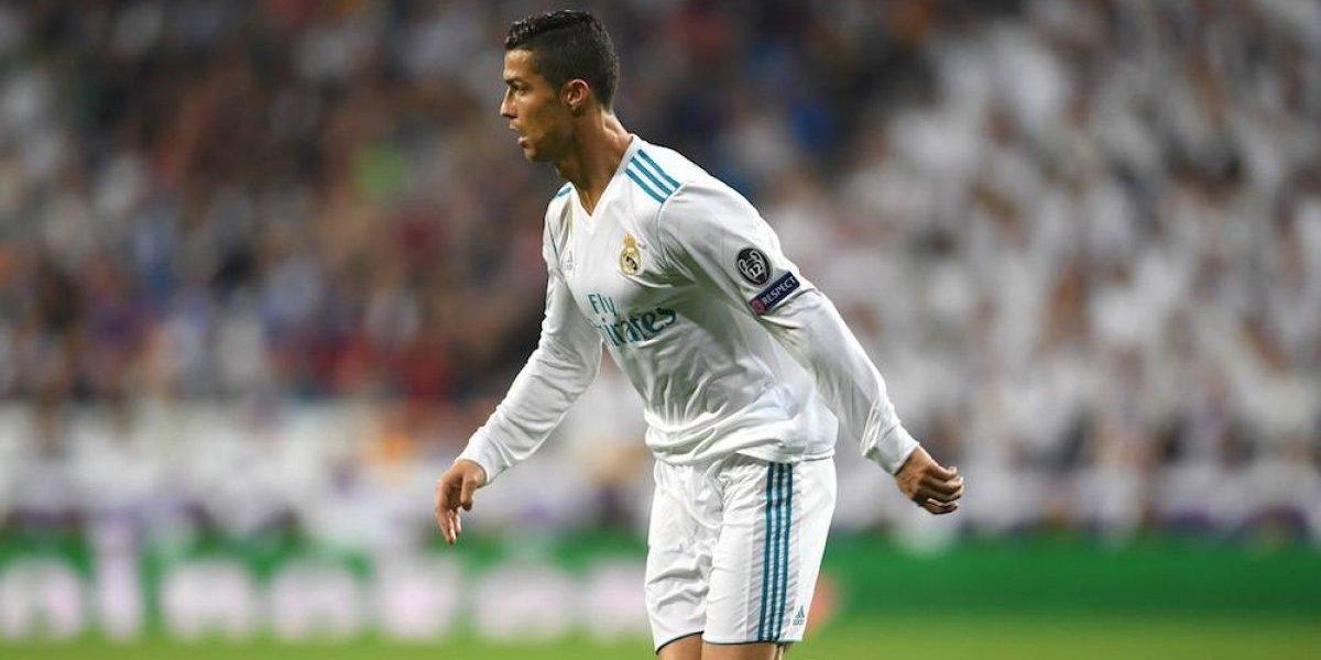 Aficionada pagó ¡38 mil dólares! por conocer a Cristiano Ronaldo