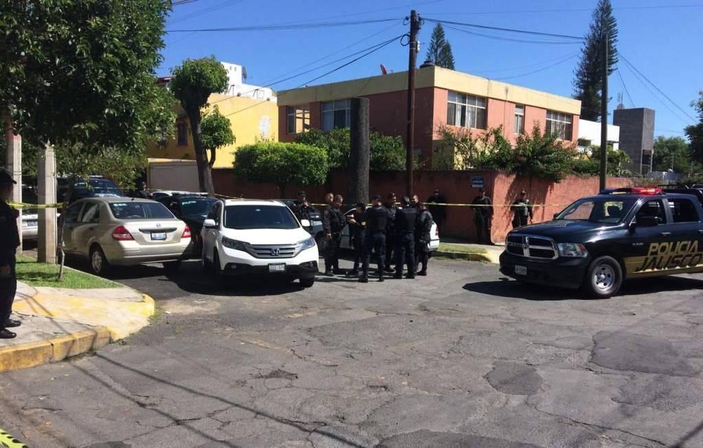 Balacera en el fraccionamiento Monraz, capturan a tres delincuentes
