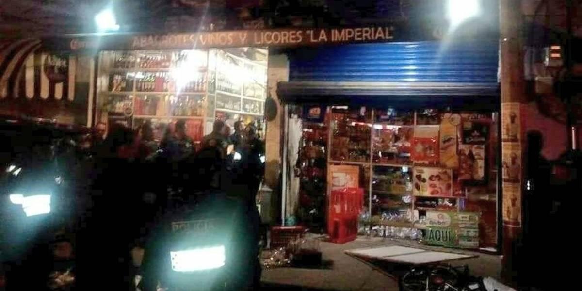 Se desata balacera en la Santa María La Ribera; hay un muerto