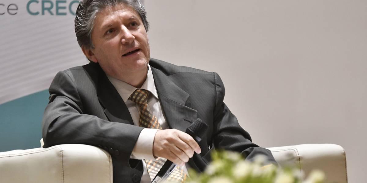Lenín Moreno designa a Rubén Flores como Ministro de Agricultura
