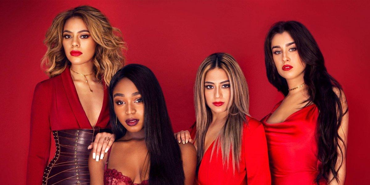 Integrante de Fifth Harmony cae en pleno concierto y su reacción sorprende