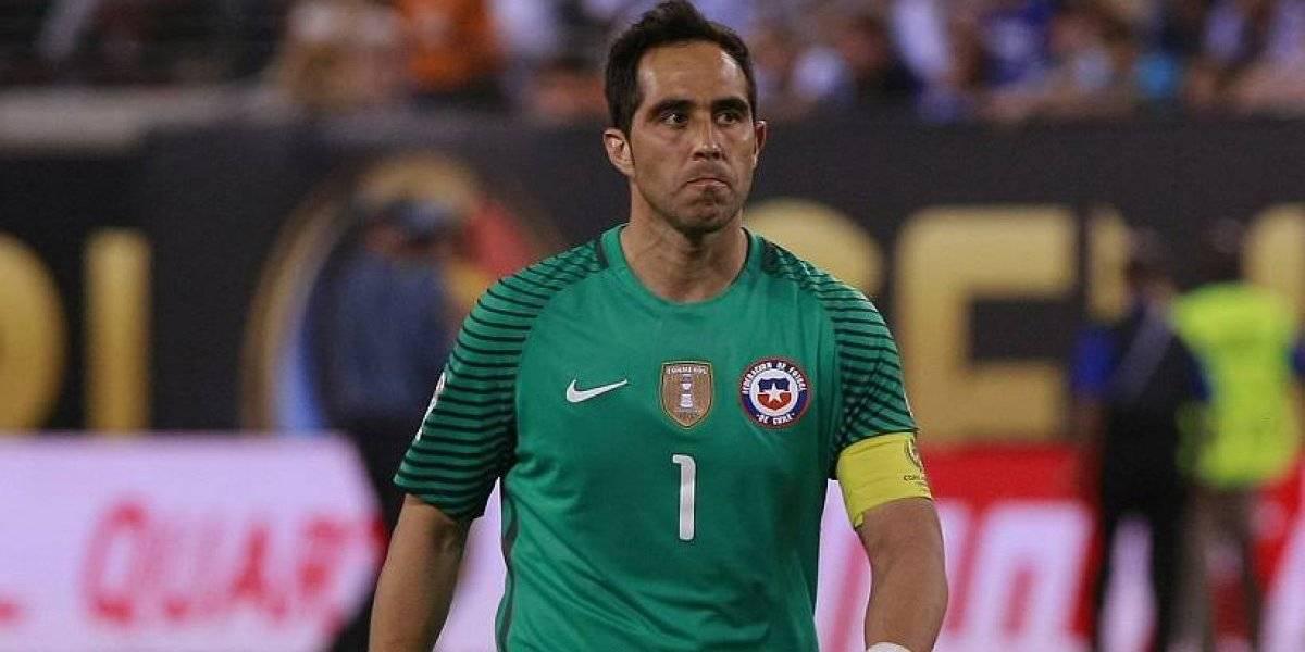 Bravo y Rueda rompieron el hielo y se pusieron de acuerdo para la Copa América