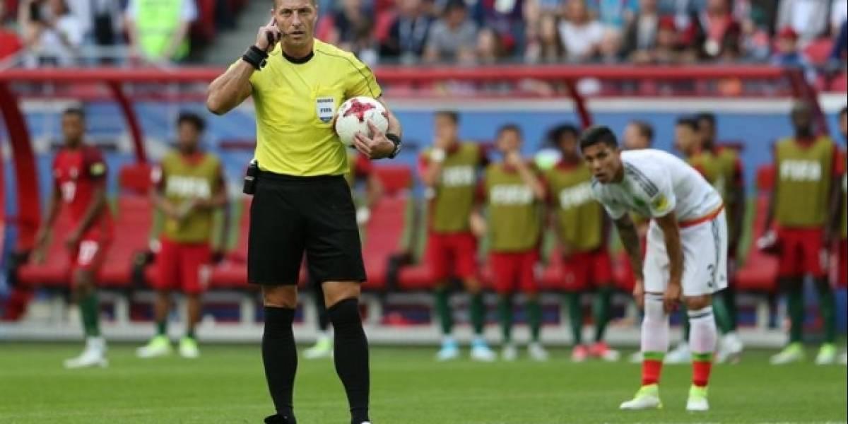 Árbitros argentinos para semifinal de Copa Libertadores