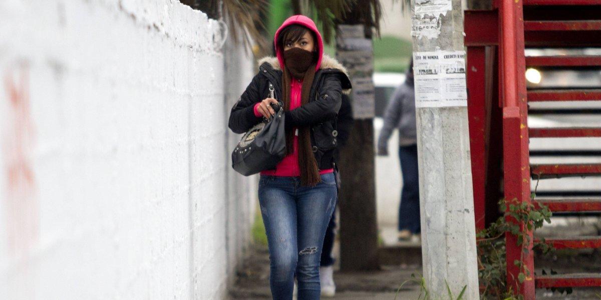 Se espera ambiente frío en el Valle de México este viernes
