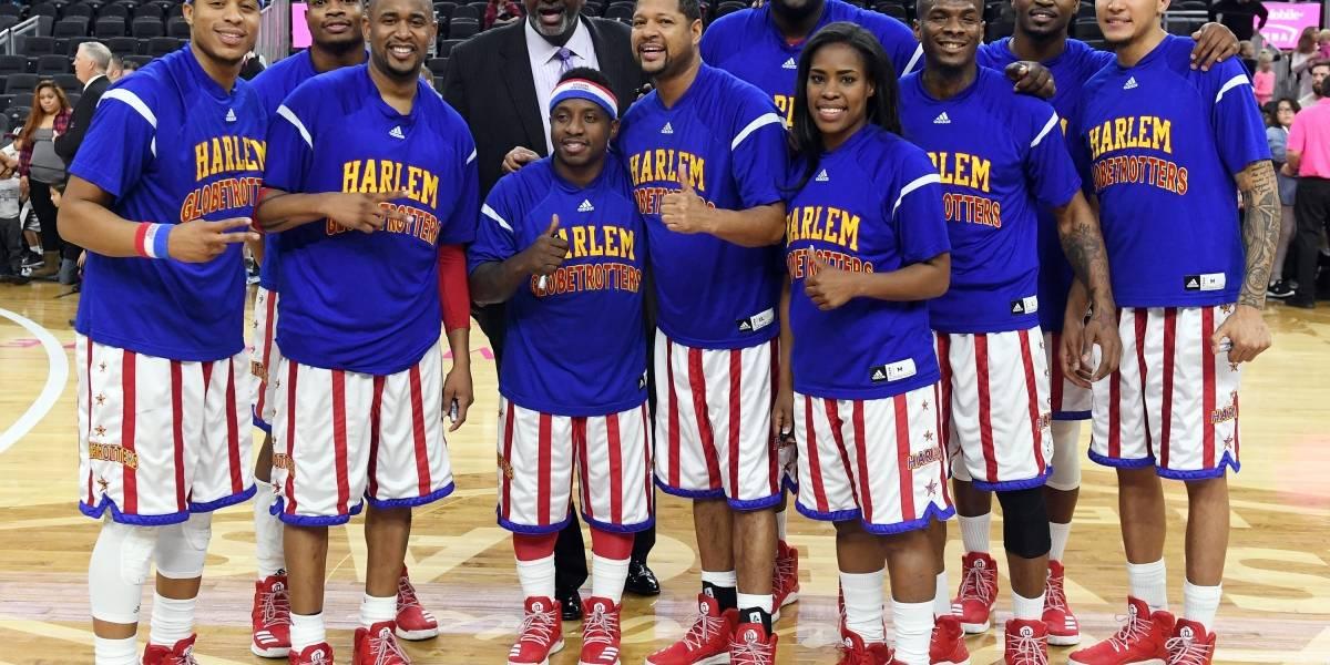"The Harlem Globetrotters: ""Se siente bien ser parte de la historia"""