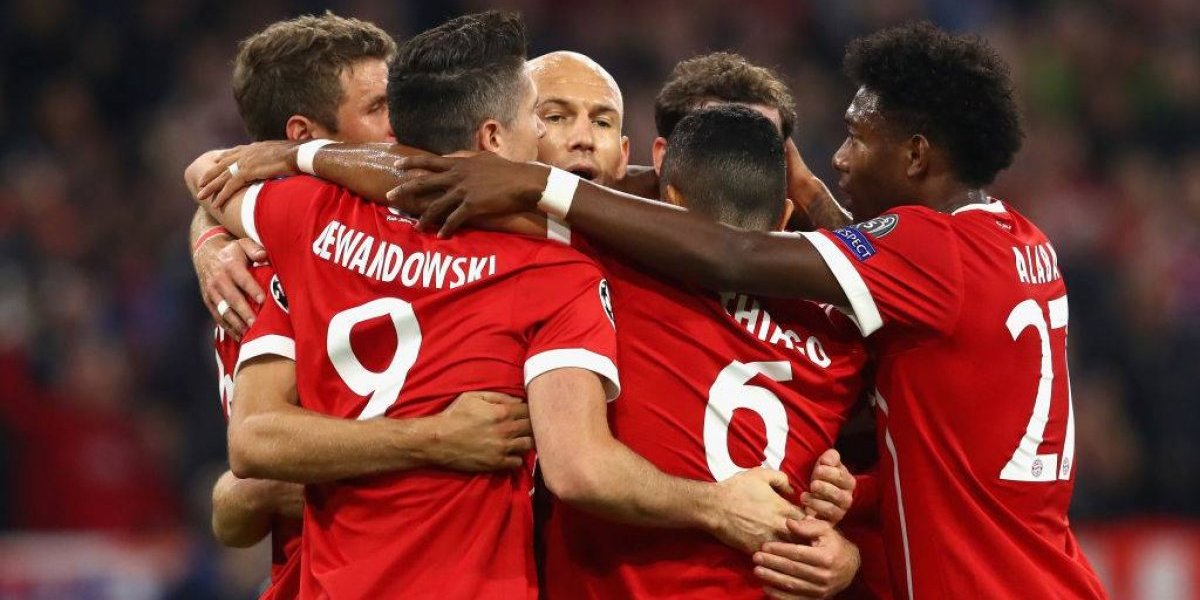Minuto a minuto: Bayern Munich le gana a Celtic con Vidal en la banca
