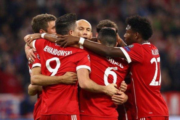 Bayern Munich vence a Celtic / imagen: Getty Images