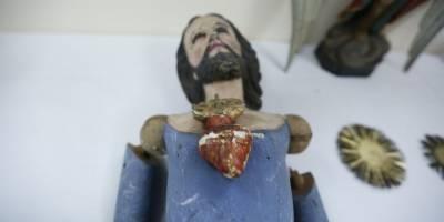 Guatemala devuelve invaluables piezas religiosas a Honduras después de 19 años