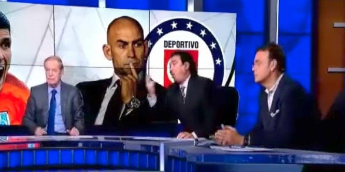VIDEO: Revela Hugo Sánchez un partido arreglado para afectar al América