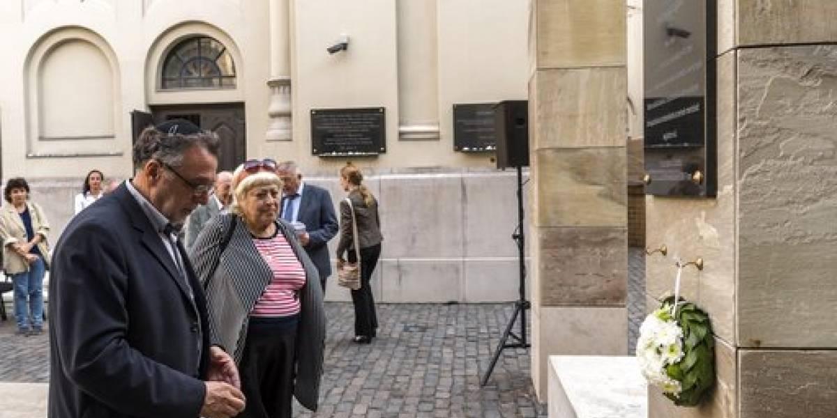 Hungría rinde homenaje a hombre que salvó a miles de judíos al imprimir pasaportes para huir