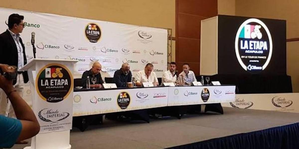 Acapulco será sede de una etapa del Tour de Francia
