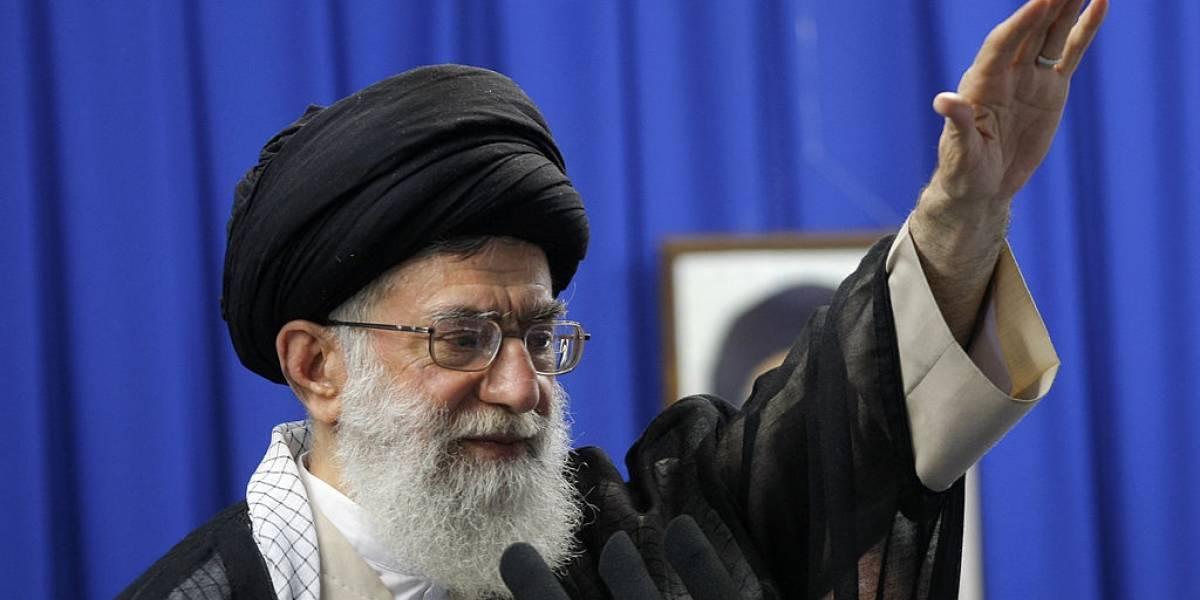"""Líder supremo de Irán por Trump: """"No quiero perder mi tiempo respondiendo las sandeces del bruto del presidente"""""""