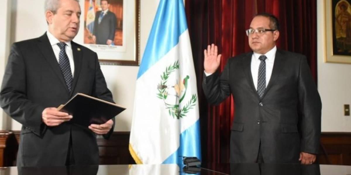 Nombran a nuevos gobernadores de Sololá y San Marcos