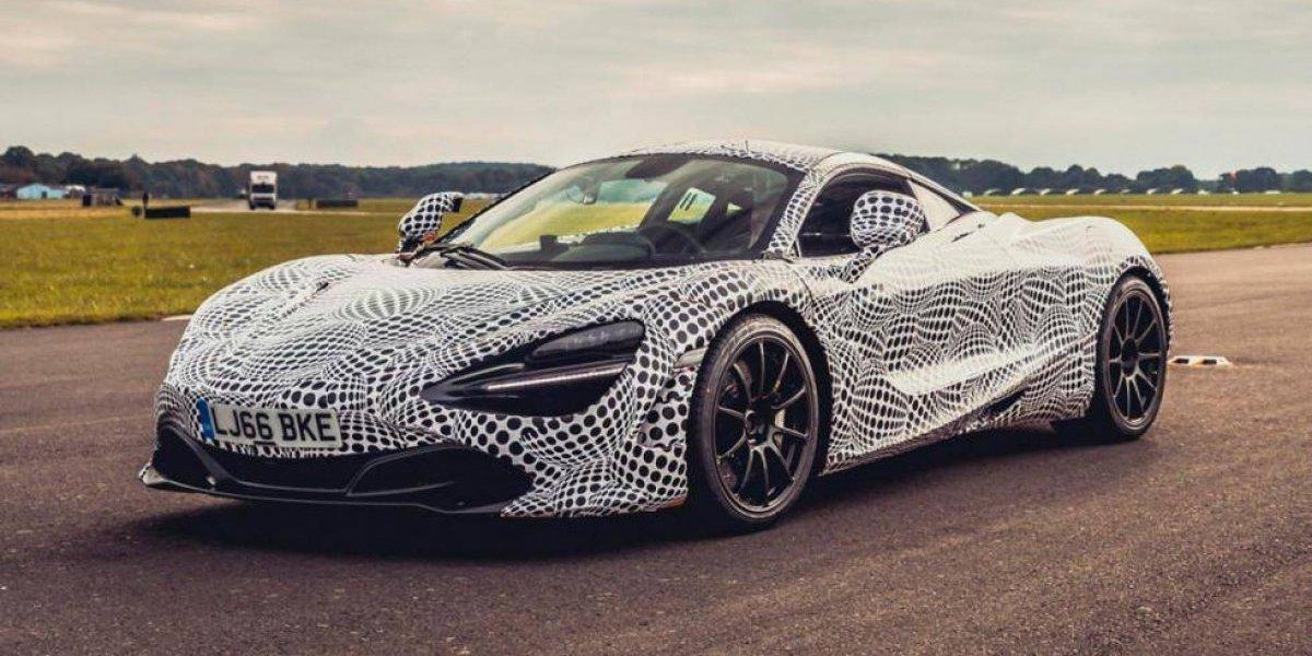 McLaren golpea la mesa con un modelo selecto y potente en extremo: B23
