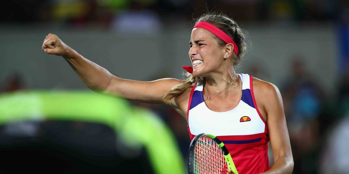 Mónica Puig vuelve a ganar en Luxemburgo