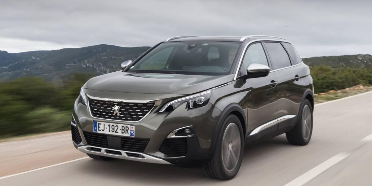5008, el gran SUV de Peugeot, llega a Chile
