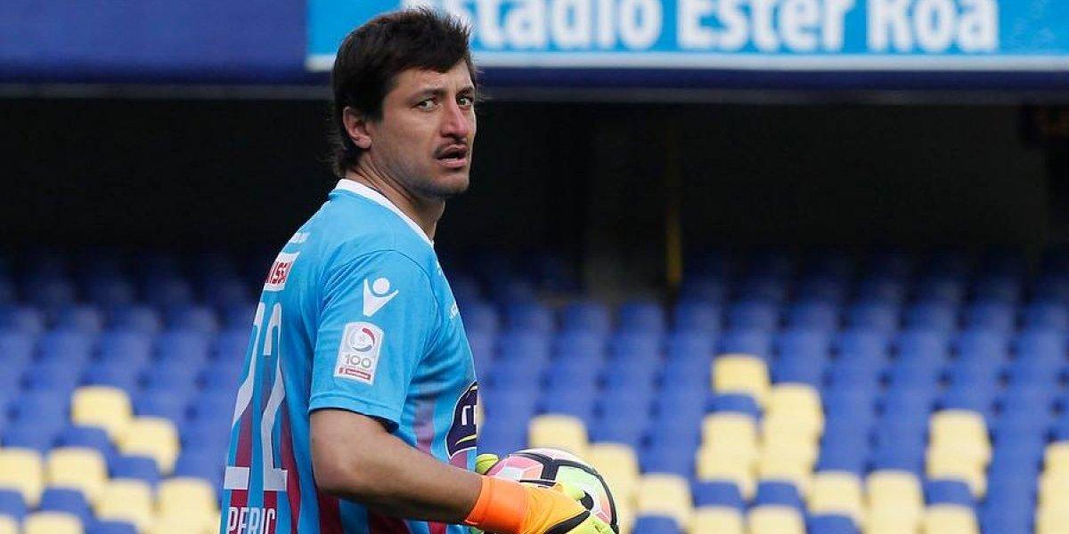 """Peric celebra ausencia de Valdés y Valdivia en Colo Colo: """"Es una pérdida, marcan diferencia"""""""