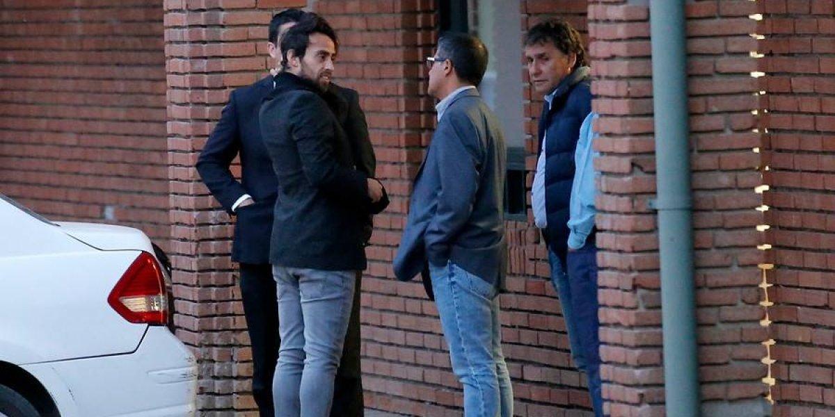 """En Colo Colo están furiosos por sanción a Valdivia: """"En el Tribunal hay tres tipos de la U"""""""