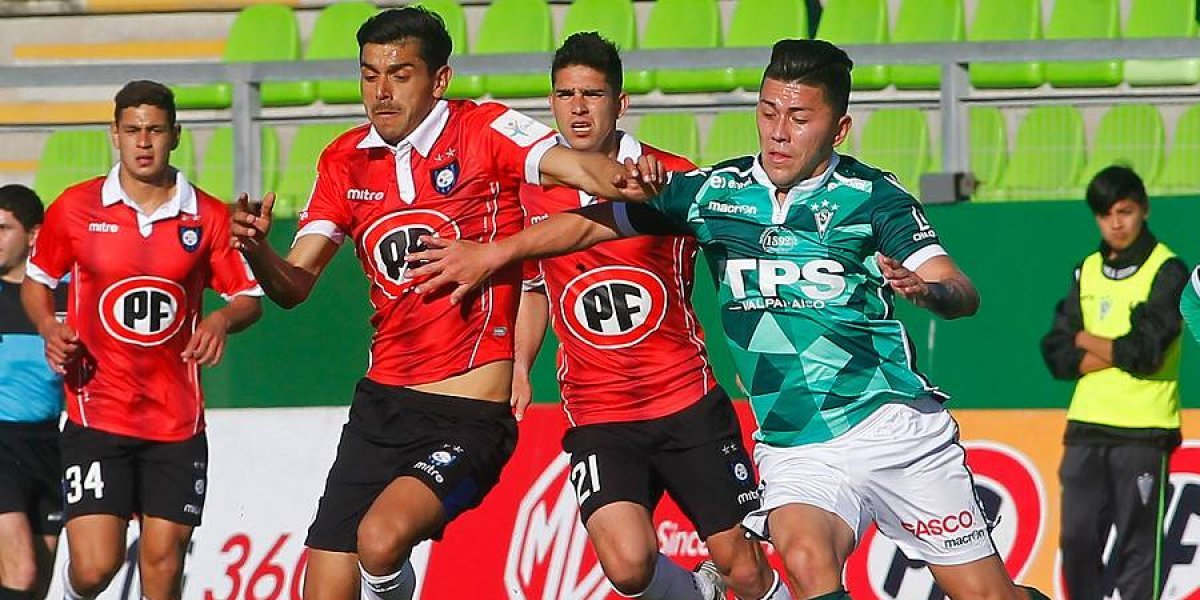 Wanderers y Huachipato empataron en un pobre partido y dejaron abierta su llave de Copa Chile