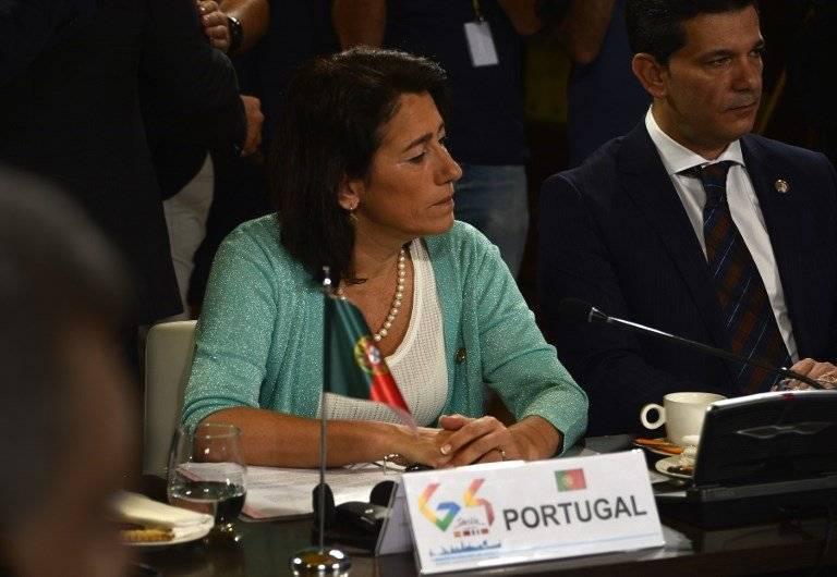 Renunció Ministra de Administración Interna en Portugal