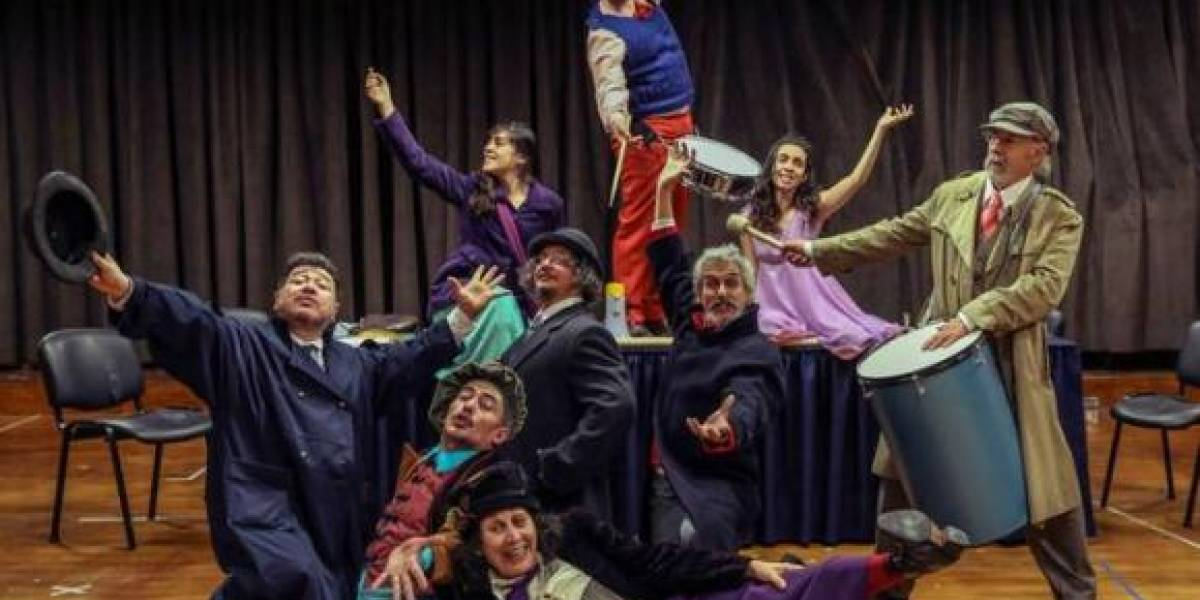 Grupo ecuatoriano Malayerba actuará en festival de España