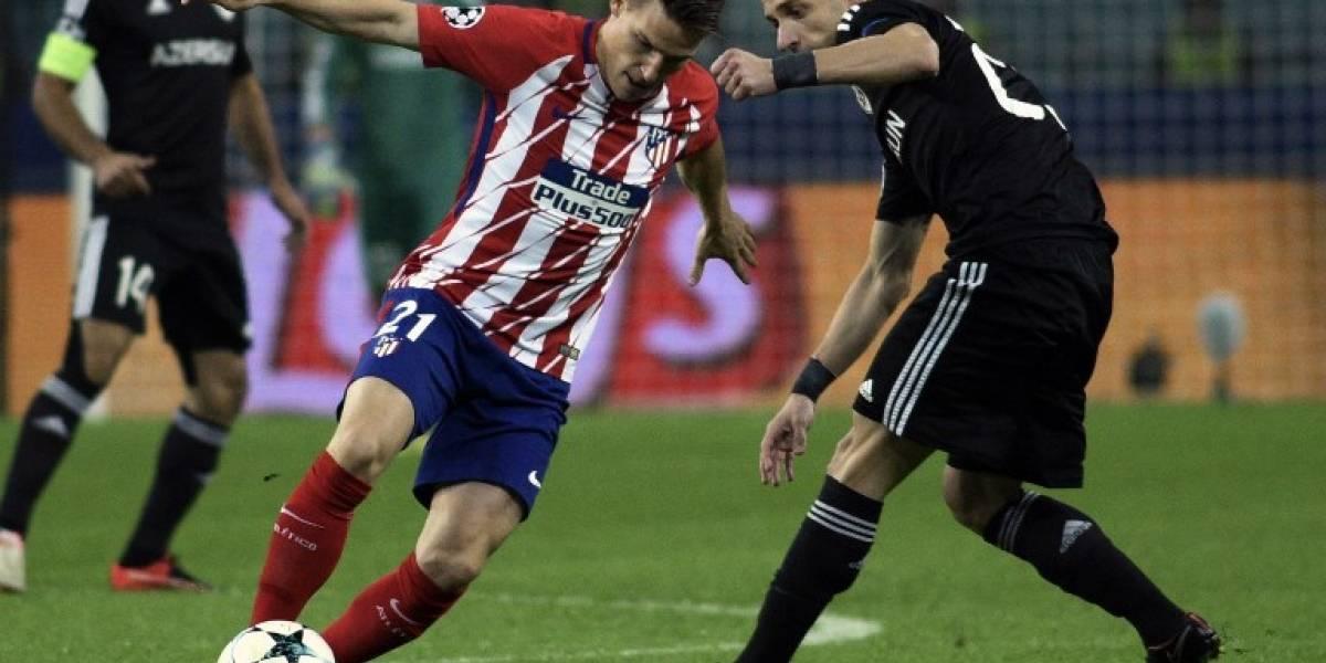 El Atlético cosecha otro amargo empate y se complica en la Champions