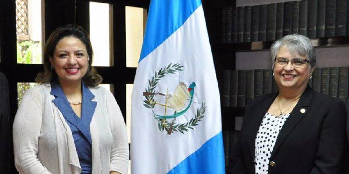 Canciller y vicecanciller tienen 12 horas para enmendar carta enviada a Iván Velásquez