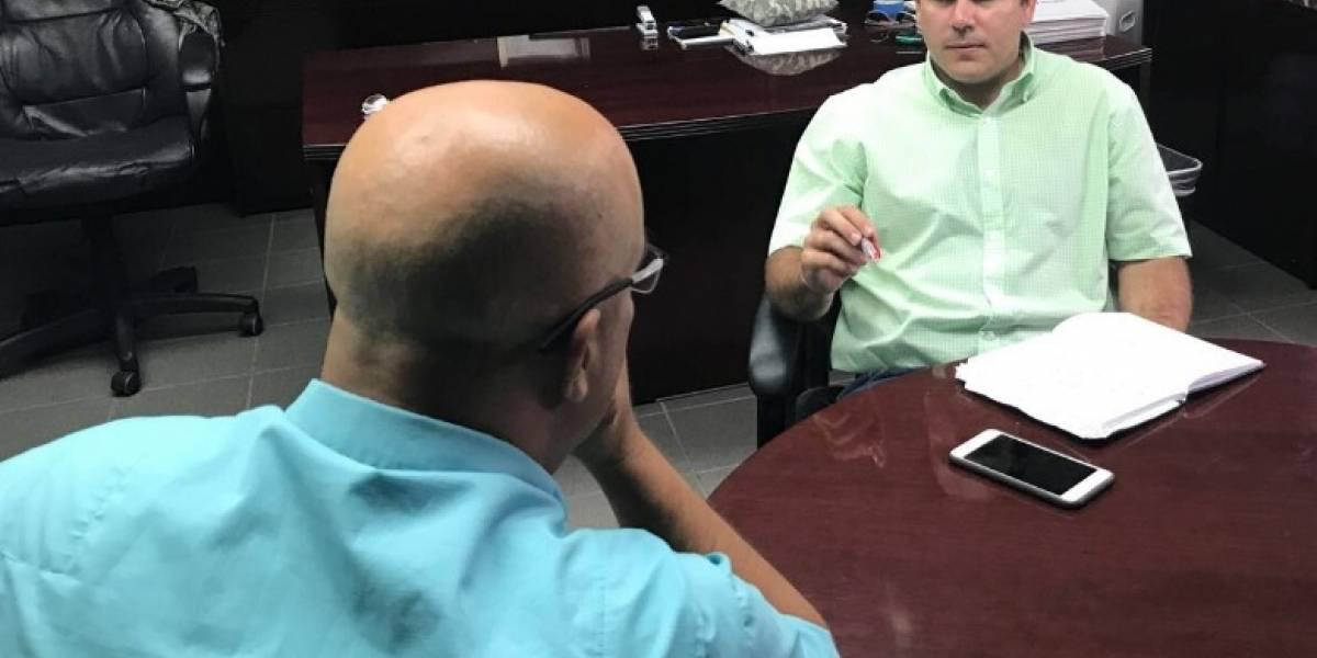 Gobernador recorre Utuado y Naranjito con Héctor Ferrer