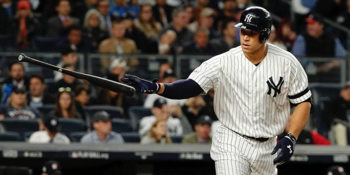 Yanquis empatan serie contra los Astros