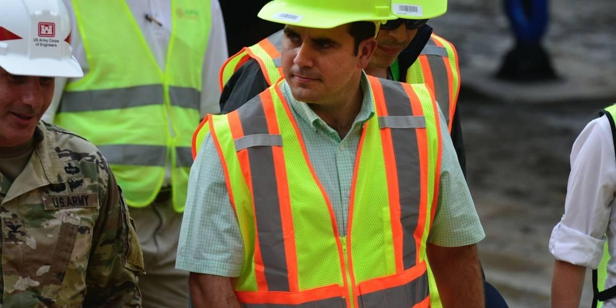 Gobernador crea la Oficina Central de Recuperación y Reconstrucción