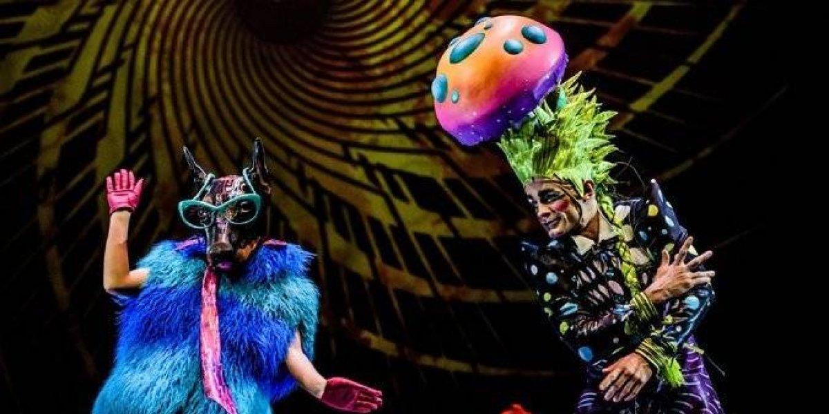 Cirque du Soleil estrena Séptimo Día