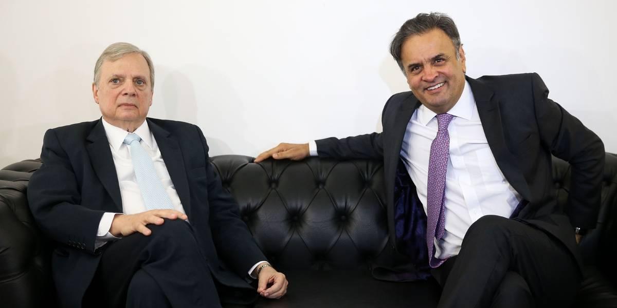 'PSDB desses caras não é o meu PSDB', diz Tasso