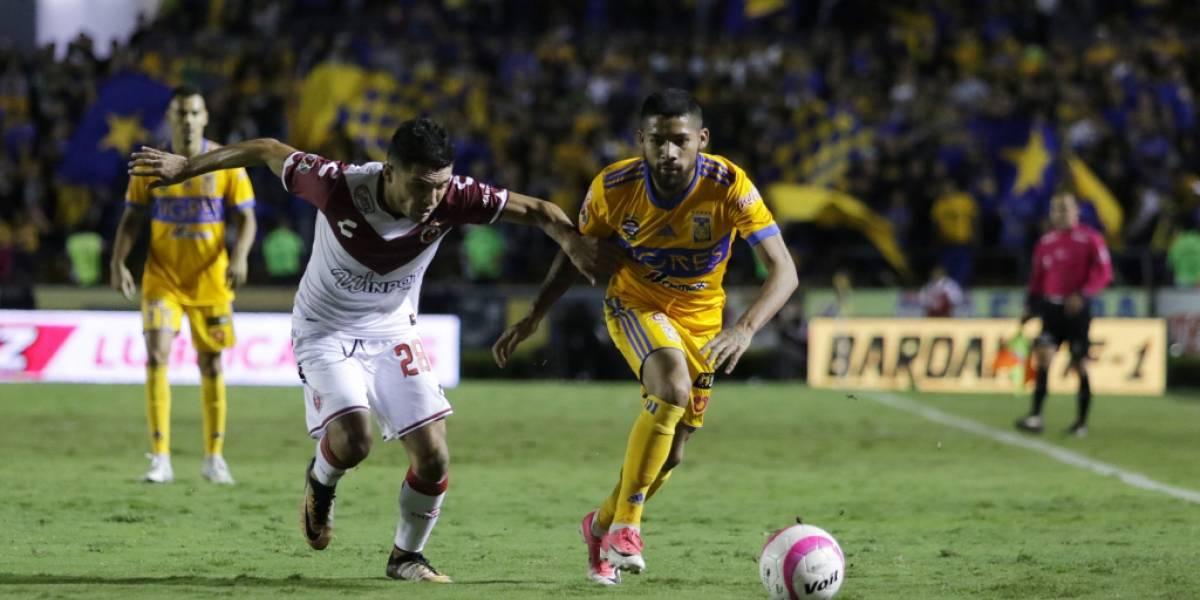 Tigres saca sufrida victoria sobre Veracruz