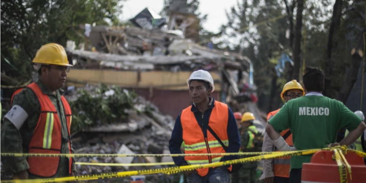 A un mes del 19-S, en Tlalpan no ven fin a la tragedia