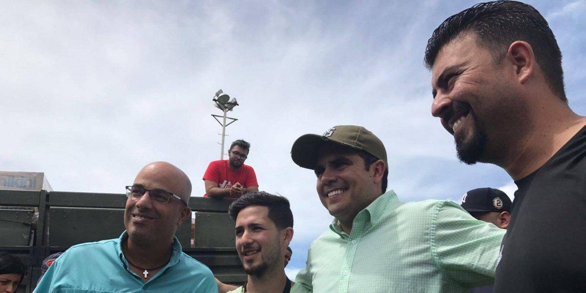 Rosselló y Ferrer liman asperezas por la recuperación de la Isla