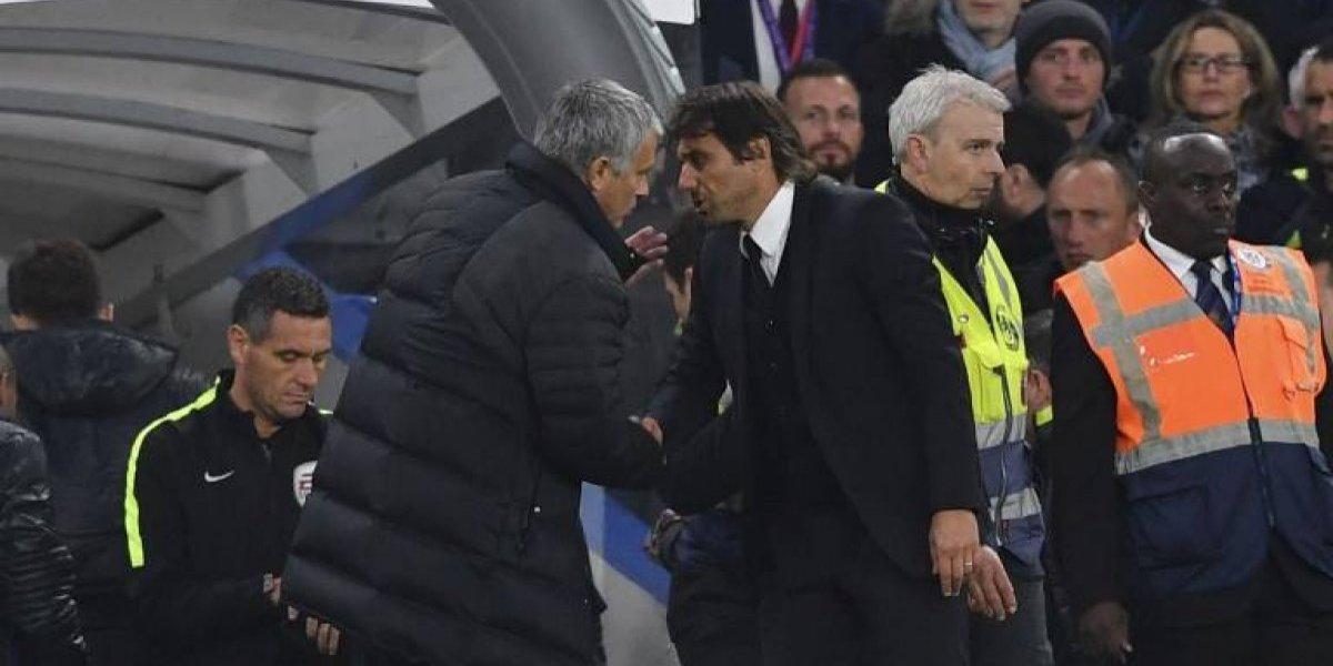 """Otra más de The Special One: Mourinho trató a Conte de """"llorón"""" y la respuesta no se hizo esperar"""