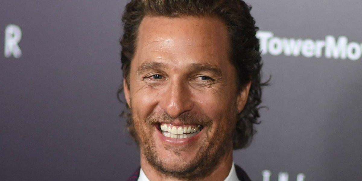 La nueva película de Matthew McConaughey incluirá humo de marihuana en las salas de cine