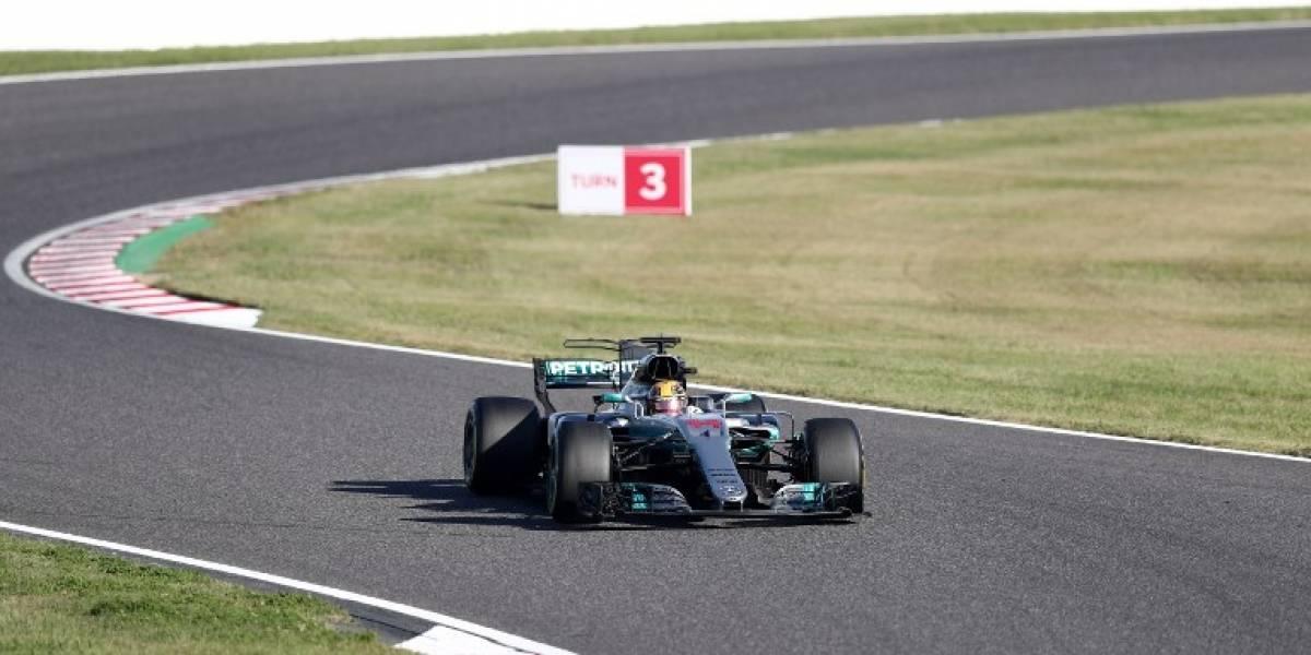 Lewis Hamilton puede ser tetracampeón de la F-1 este domingo
