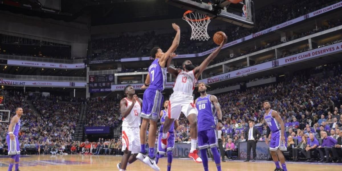 Houston vuelve a ganar y asoma como la gran amenaza de Golden State en la NBA
