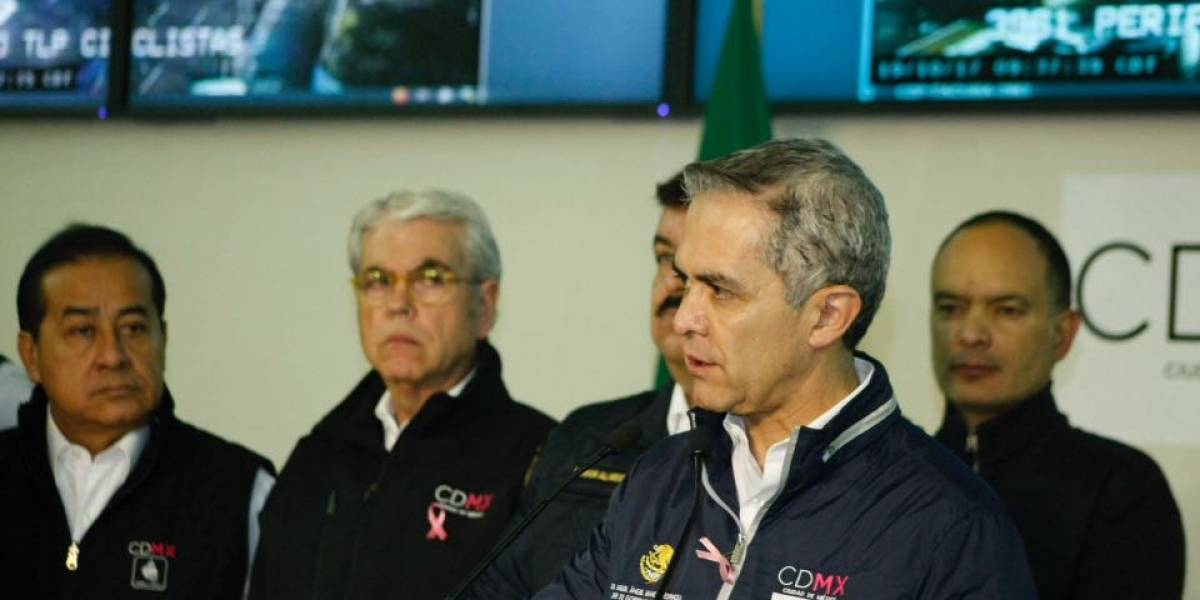 Recupera CDMX 0.1% de dinero dado a falsos damnificados