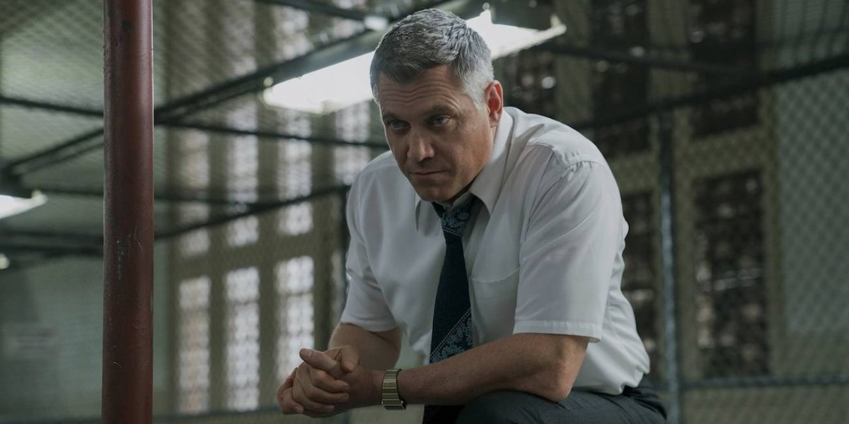 Mindhunters tendrá 5 temporadas: Holt McCallany