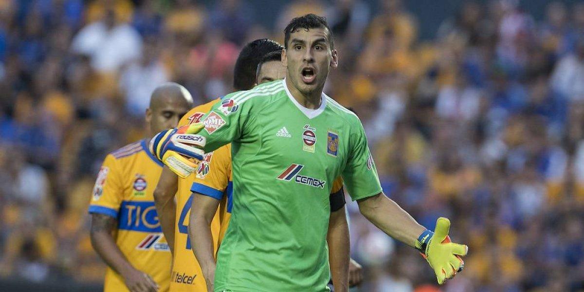 Nahuel Guzmán pide reconsiderar qué equipos son los grandes de México