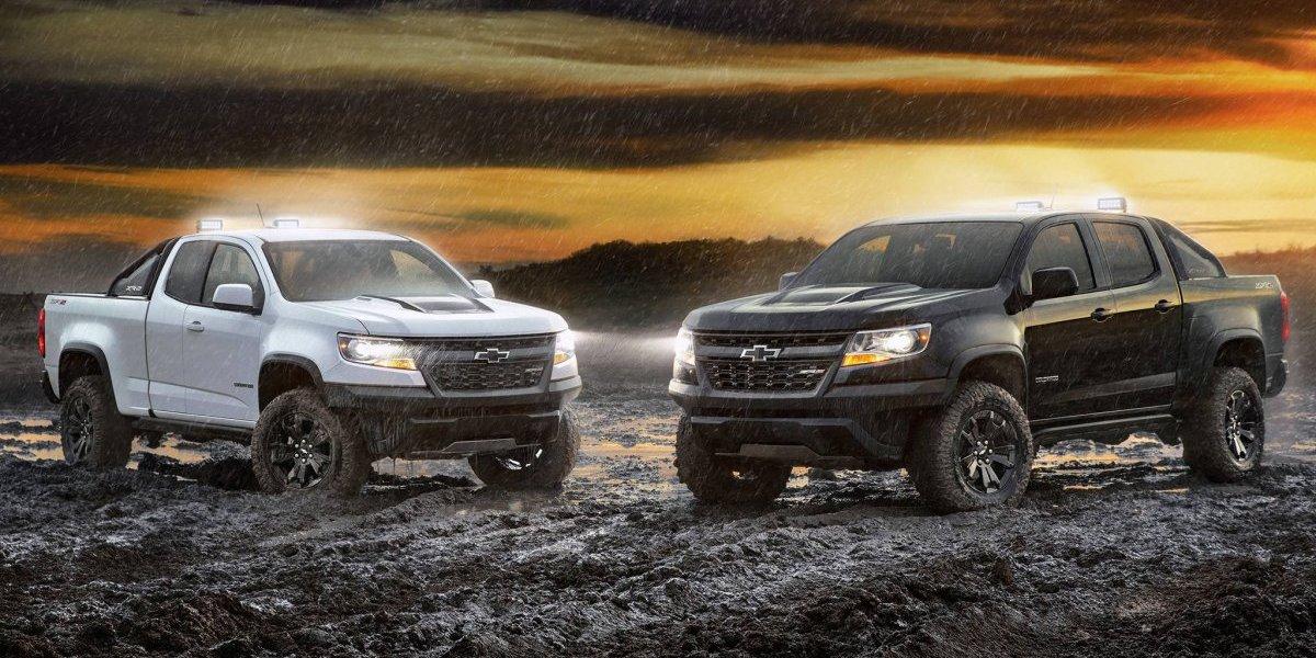 Chevrolet ZR2 Midnight Edition y Dusk Edition impactarán a Las Vegas en noviembre