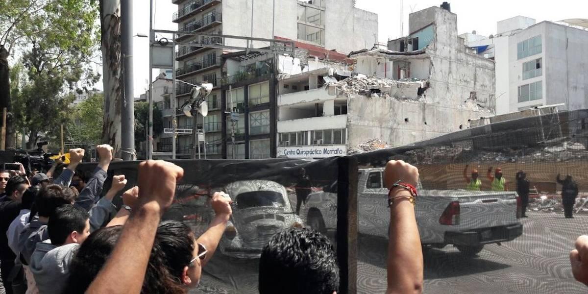 Galería: A un mes del 19-S, México se recupera de entre los escombros