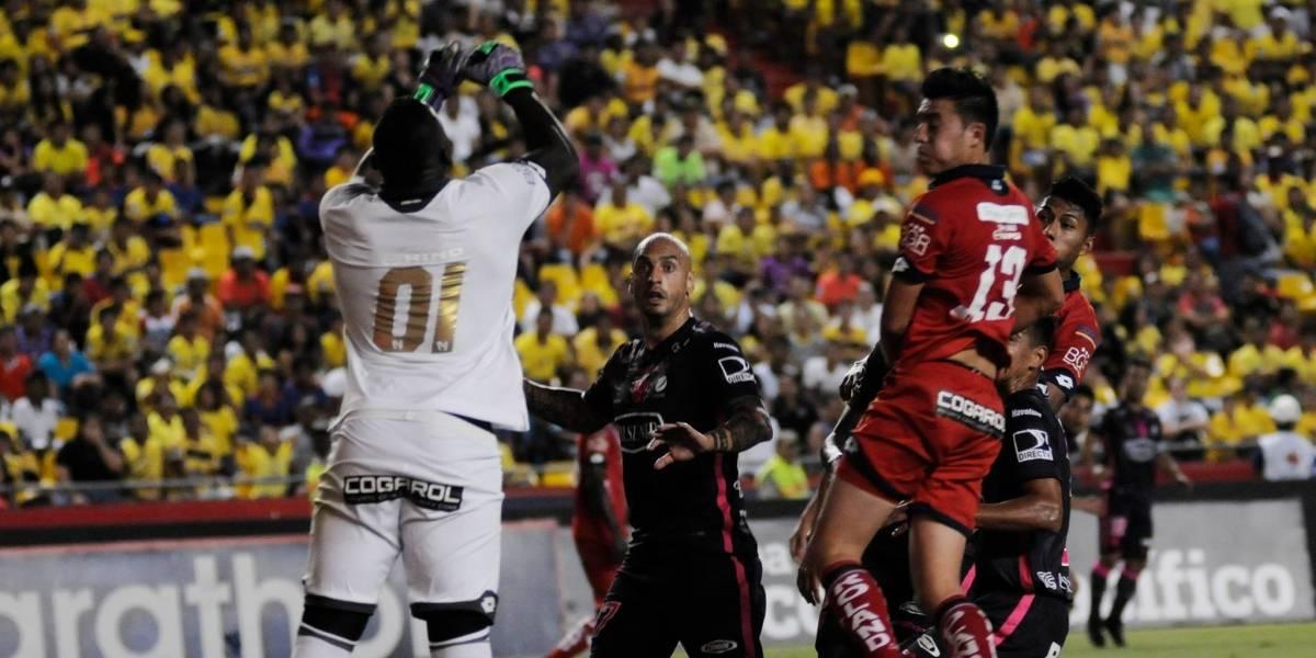 La 'pelea' entre Johan Padilla y Jonatan Álvez